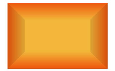 オレンジ色の四角