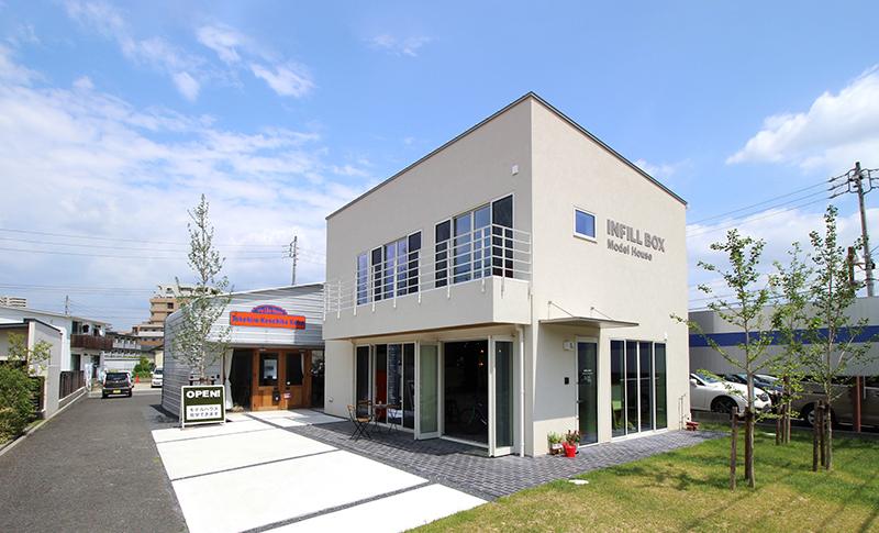 たけひろ建築工房-長久手店モデルハウス